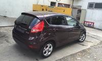 Ford FIESTA TITANIUM X 5K 1.4 TDCI