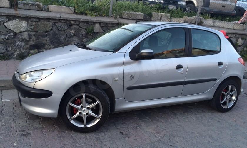 Fotoğraf 206 206 X-DESIGN 1.4 HDI 5 KAPI 2005 Peugeot 206 ...