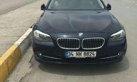 BMW 520d EXCLUSIVE