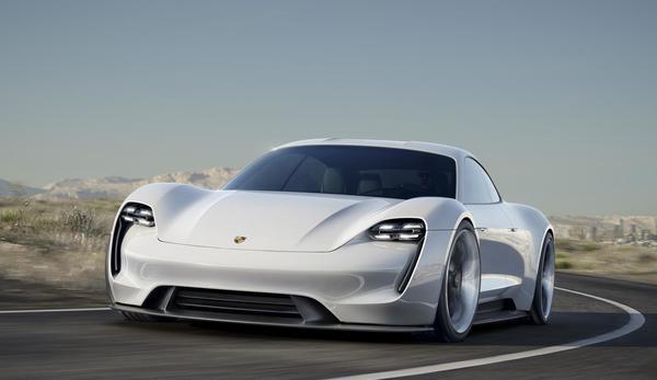 Porsche, Tesla'ya meydan okudu