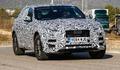 Jaguar'ın yeni SUV'u görüldü