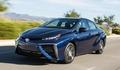 Toyota Mirai Avrupa'da da boy göstermeye başladı