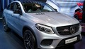 Hem spor hem SUV: Mercedes GLE Coupe