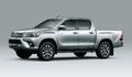 Toyota Hilux artık daha şehirli