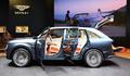Bentley küçük SUV sınıfına giriyor