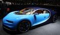 Bugatti'nin yeni yıldızı