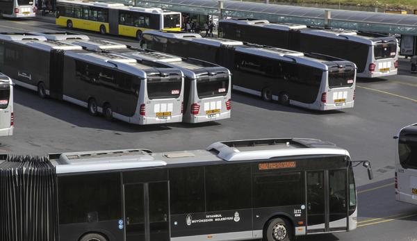 Bursa'da dünyanın en büyük metrobüslerinin üretimine başlandı