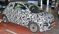 Fiat 500 makyaj masasına gidiyor