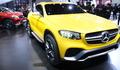 Mercedes-Benz GLC Coupe'den yeni bilgiler var [VİDEO]
