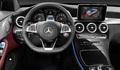 Mercedes C-Class'a direksiyon şoku
