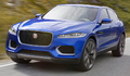 Jaguar SUV 2016'da