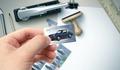 Efsane 911 Targa, Alman posta pullarında