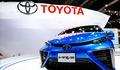 Hidrojenli Toyota Mirai'ye yüksek talep