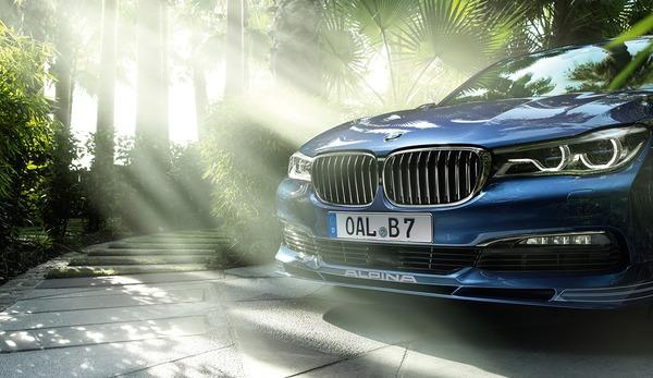 BMW Alpina B7 tanıtıldı
