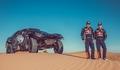 Loeb Dakar'a ısındı