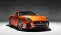 Yeni Jaguar F-Type SVR, Cenevre'de tanıtılacak