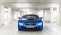 BMW i8'e drone desteği