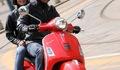 Motosiklete kredi kartı freni