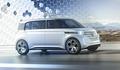 Volkwagen yeni minivanı BUDD-e'yi tanıttı