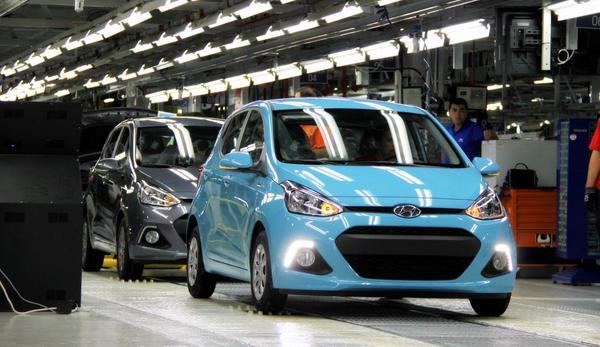 Hyundai, 1 milyonuncu aracını Karayipler'e gönderdi