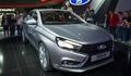 Sibirya ekspresi Vesta sedan, asfalta inmeye hazırlanıyor