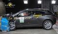 Opel Astra çarpışma testinden geçti