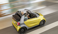 Yeni Smart For-Two Cabrio