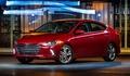 2017 Hyundai Elantra, 2015 LA Auto Show'da görücüye çıktı