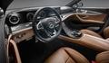 2016 Mercedes-Benz E-Serisi, iç dizaynda iddialı