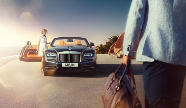 Üretilen ilk Rolls-Royce onun oldu