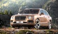 Bentley Bentayga tanıtıldı