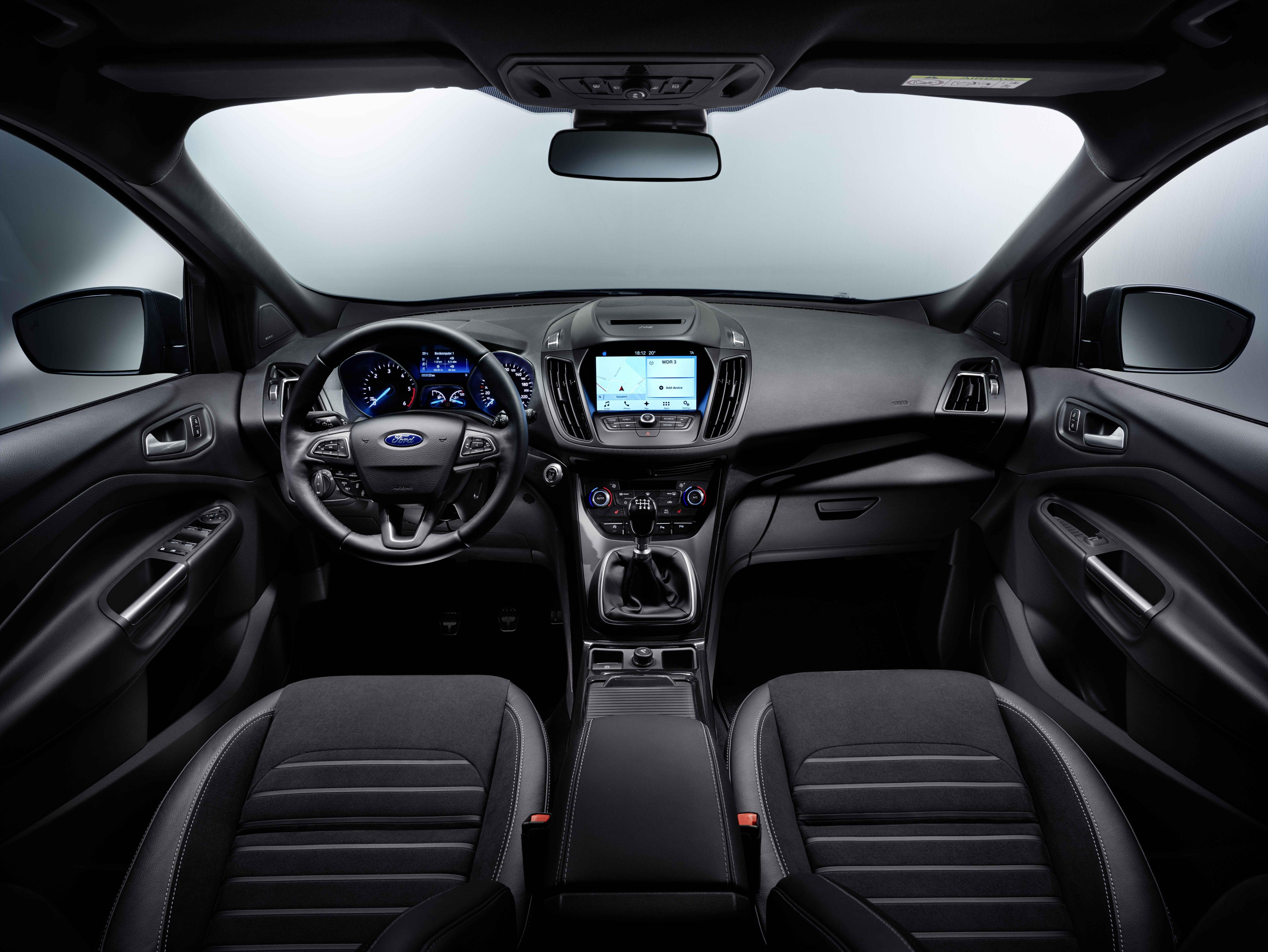 Форд Куга (2015-2016) - фото, цена, характеристики Ford ...