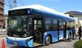 Hidrojenli otobüsler geliyor