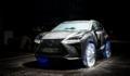 Lexus NX için buzdan tekerlek tasarlandı