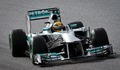 Formula 1'de kazanan Hamilton
