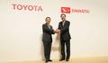 Toyota Daihatsu'yu satın aldı