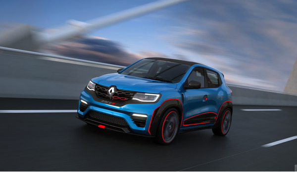 Renault, KWID ile Hindistan'a alıştı