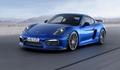 Porsche Cayman güncellenecek