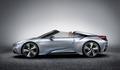 BMW'den yenilikçi tasarım: i8 Spyder