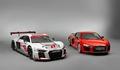 Yarış otomobili Audi R8 LMS GT3
