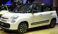 Fiat 500L alana navigasyon paketi