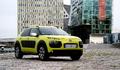 Citroën C4 Cactus, küçük motorda dünyanın en iyisi