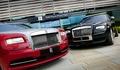 El yapımı Rolls-Royce