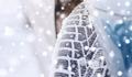 Zorunlu kış lastiği uygulaması başlıyor
