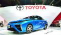 Toyota Mirai yurtdışına çıkıyor