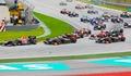 Formula 1'in Japonya ayağını Hamilton kazandı
