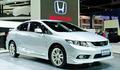 2016 Honda Civic'e ilk bakış